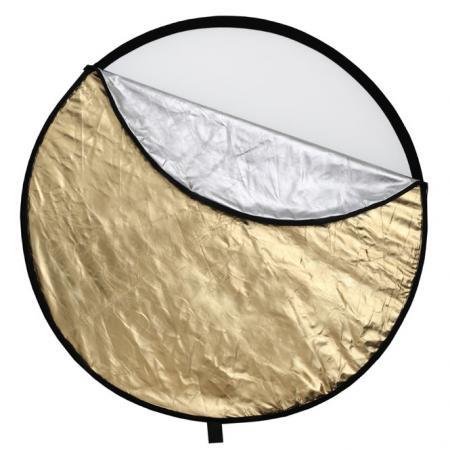 METTLE 5-in-1-Faltreflektor-Set Ø 80 cm