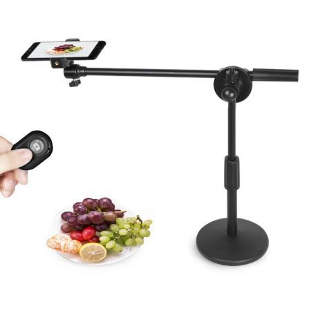 METTLE Mobile Smartphone-, Handy-Repro-Stativ für Makrofotografie + Funkauslöser