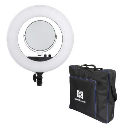 NANGUANG Bi-Color Beauty LED-Ringlicht SET VENUS V48C + Tasche
