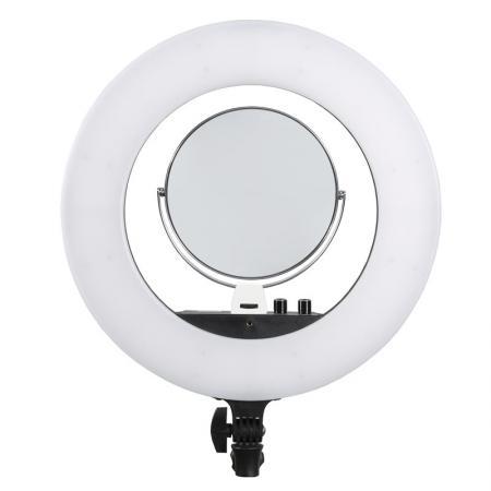 NANGUANG Bi-Color Beauty LED-Ringlicht VENUS V48C