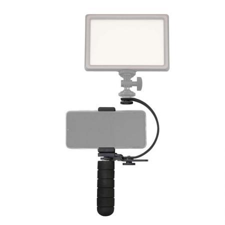 Handgriff für Smartphone mit C-Bracket Zubehör-Halterung