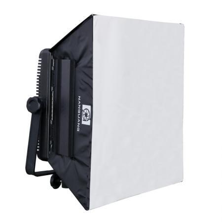 NANGUANG Softbox 43x43 cm für LED-Flächenleuchten CN-600 SA / CSA