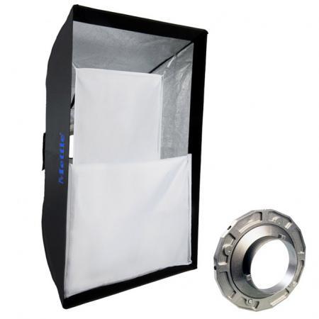 METTLE Standard-Softbox 80x120 cm für BOWENS & METTLE