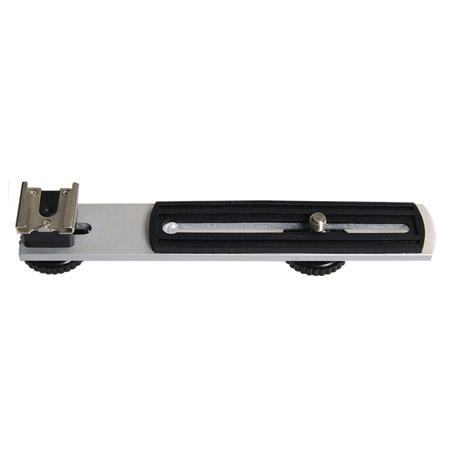 Gelenkschiene mit Standard-Zubehörschuh, 15 cm