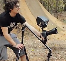 Video Slider Action Sample
