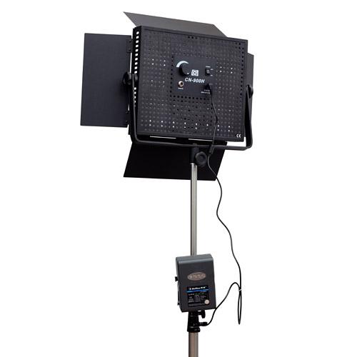 akku adapter mit sony v mount f r led fl chenleuchten best of technic. Black Bedroom Furniture Sets. Home Design Ideas