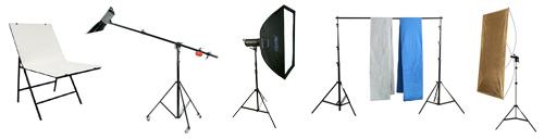 Fotostudio-Equipment von METTLE und NANGUANG kaufen